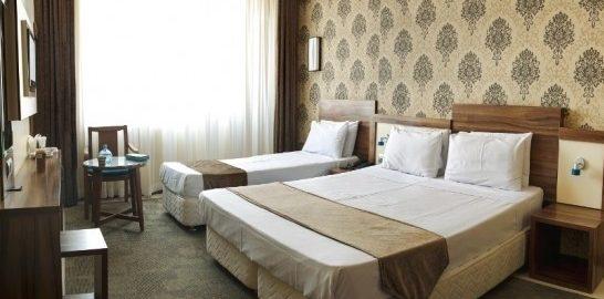 اتاق سه تخته هتل هاترا