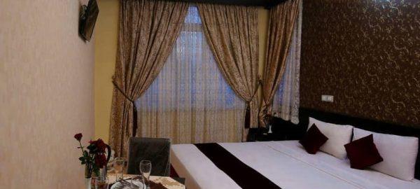 اتاق دو تخته هتل ایثار