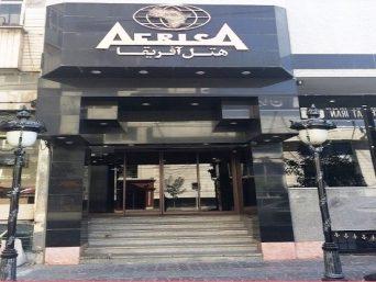 هتل دو ستاره آفریقا مشهد