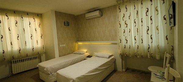 اناق دو تخته هتل آفریقا