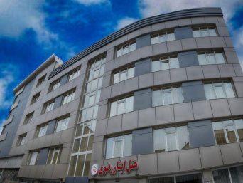 هتل دو ستاره آفریقا